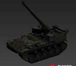 6中不同风格的坦克