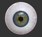 Substance Painter眼睛材质