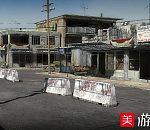 阿富汗城市建筑物游戏道具低聚3D模型
