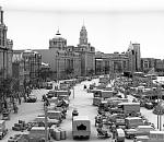 近代民国时期上海外滩场景